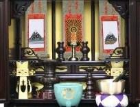仏壇・開眼
