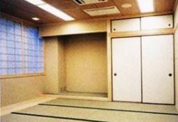 鶴見斎場 控室①